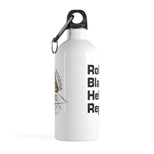 Helibo Mantra with Logo Stainless Steel Water Bottle