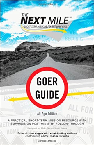 The Next Mile Goer Guide - All Age Edition