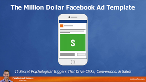 The Million Dollar Ad Template Video Walkthrough