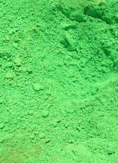 Primary Green Powder Pigment- 14 grams