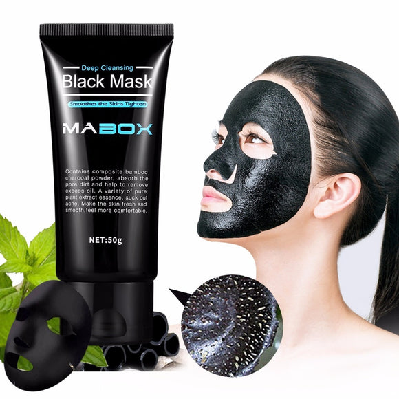 Charcoal Purifying Blackhead Remover Mask