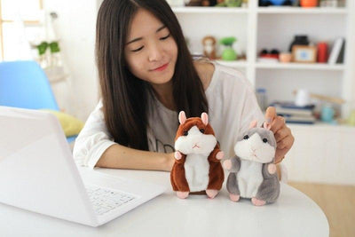 Hamster Talking Toy -