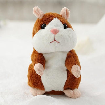 Hamster Talking Toy - Brown