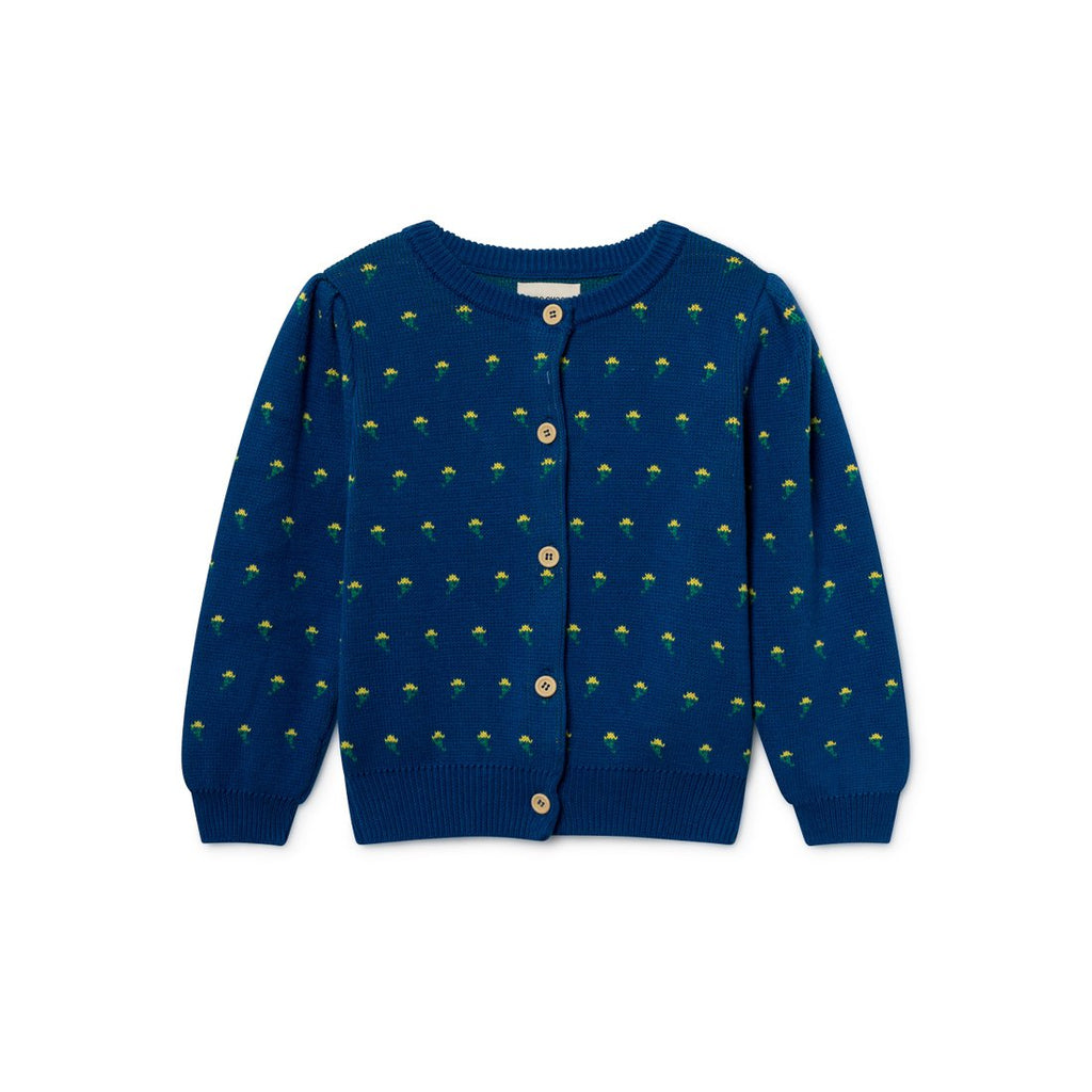 Flowers Cardigan - Kids Edition
