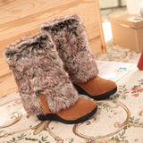 Snow Winter Warm Fur Boots 3 Styles
