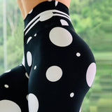 High Quality Push Up Elastic Tight Legging