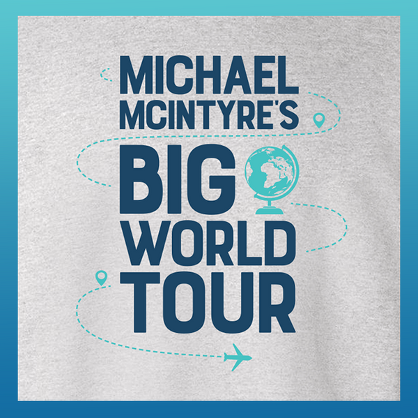 Big World Tour Sweater