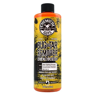 Bug & Tar Heavy Duty Car Wash Shampoo (16 oz)