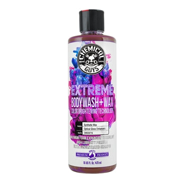 Extreme Body Wash & Wax with Color Brightening Technology (16 oz)