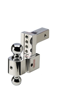 FLASH™ Solid Tow Ball Mount (STBM)