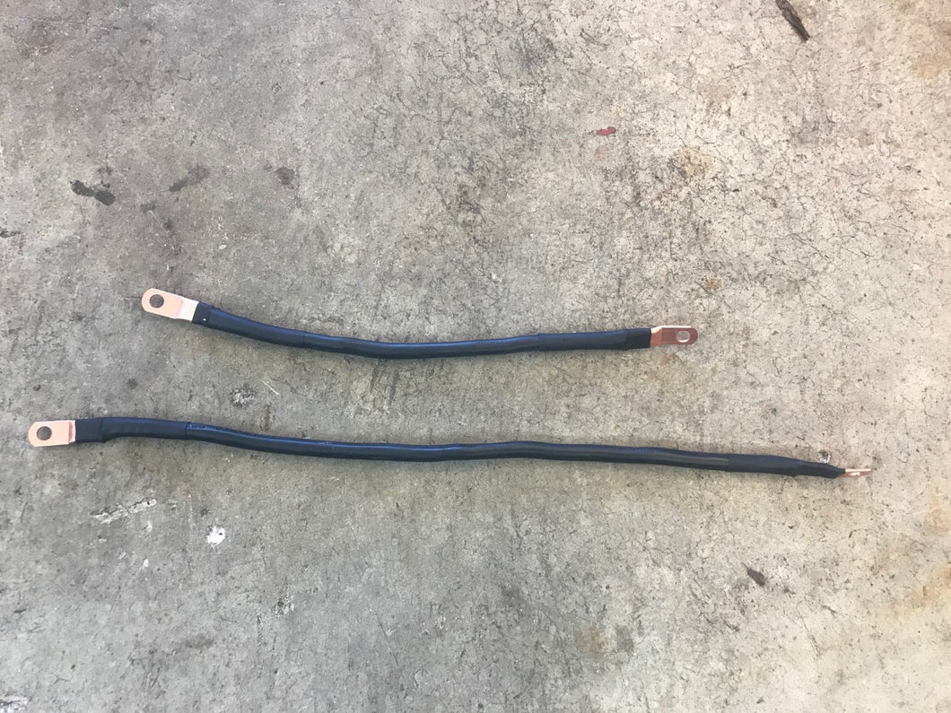 Ground Cable Replacement (Juke, B17 Sentra, Versa)
