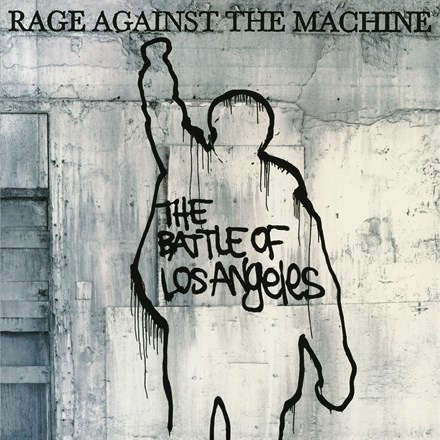 Rage Against The Machine - Battle Of Los Angeles (LP)