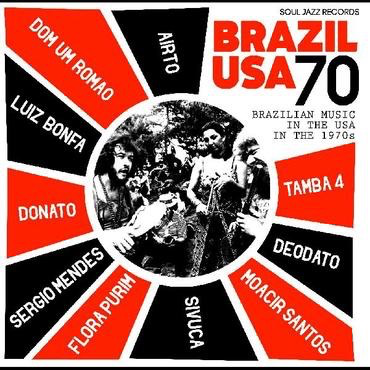 Airto Moreira, Flora Purim, Sergio Mendes - Brazil USA 70 - Brazilian Music in the USA in the 1970s (2LP)