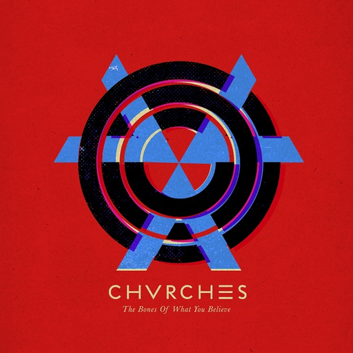 CHVRCHES - The Bones Of What You Believe (LP)