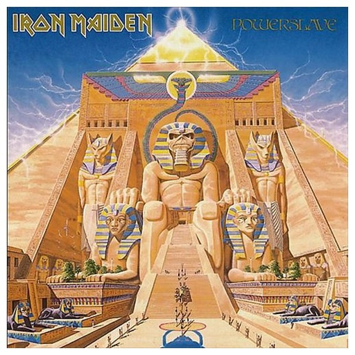 Iron Maiden - Powerslave (180g LP)