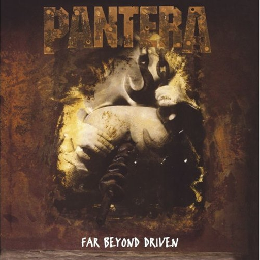 Pantera - Far Beyond Driven (180g LP)