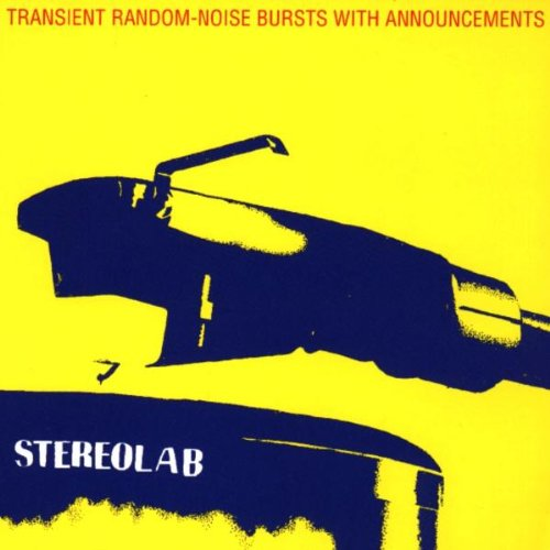Stereolab - Transient Random-Noise Bursts With Announcements (2LP)