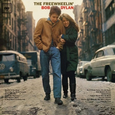 Bob Dylan - Freewheelin (180g LP)