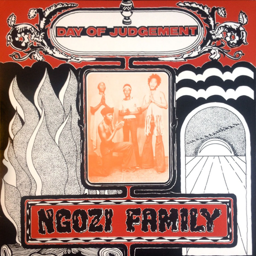 Ngozi Family - Day of Judgement (LP)