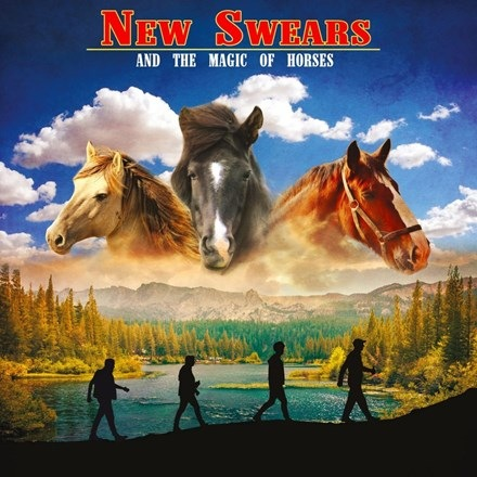 New Swears - And The Magic of Horses (LP) *SALE*