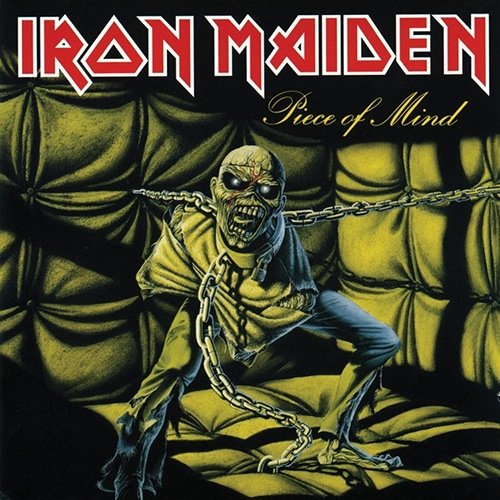 Iron Maiden - Piece of Mind (180g LP)