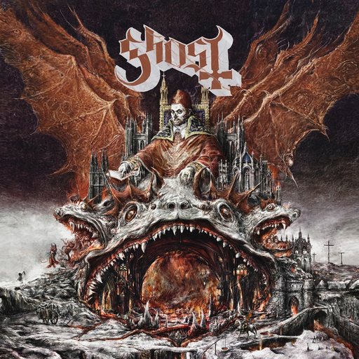Ghost - Prequelle (Indie Exclusive Coke Clear LP)