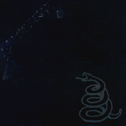 Metallica - Metallica (Black Album) (2LP)