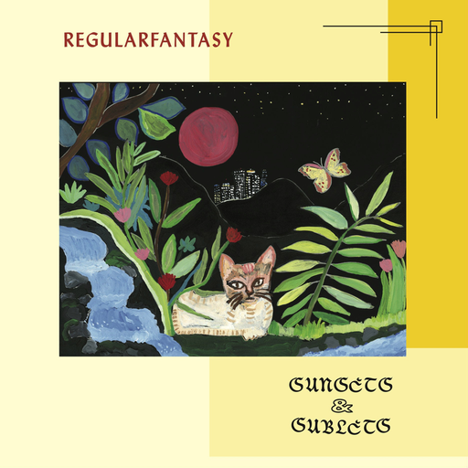 Regularfantasy - Sunsets & Sublets (LP)