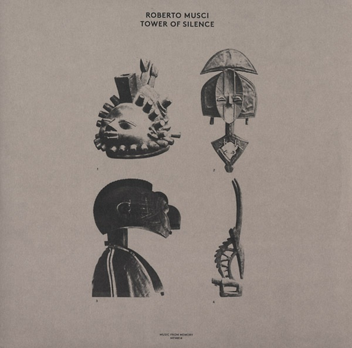 Roberto Musci - Tower of Silence (2LP)