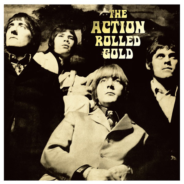 The Action - Rolled Gold (Import LP)
