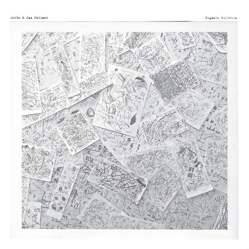 Asuna & Jan Jelinek - Signals Bulletin (Import LP)