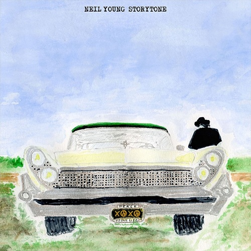 Neil Young - Storytone (180g 2LP)