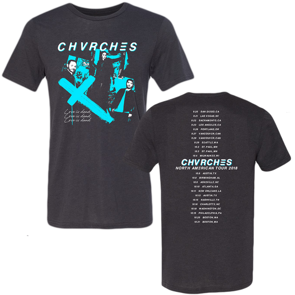 2018 North American Tour Tee