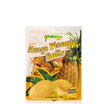 Mango Pineapple Soft Candy - Philippines Mangoes