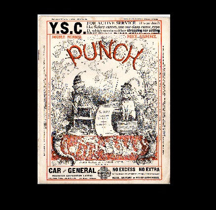 Punch - 14th October 1914