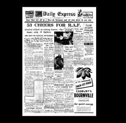 Daily Express - 9th August 1940