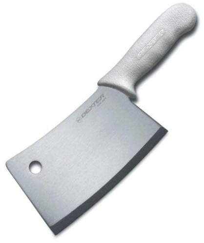 "Dexter-Russell Sani-Safe 7"" Cleaver in Clam Pack"