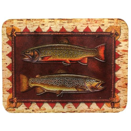 Rivers Edge Products Trout Cutting Board