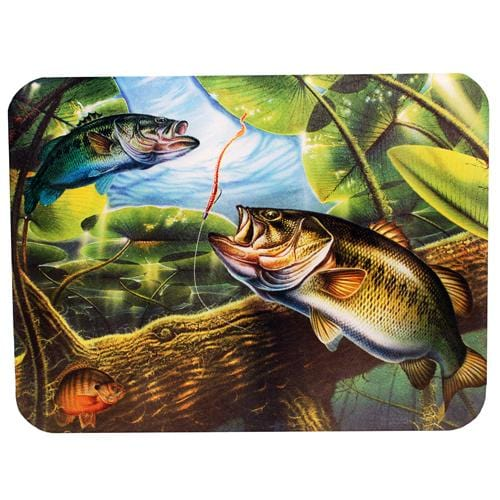 Rivers Edge Products Bass Cutting Board