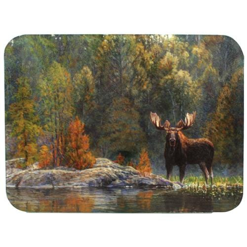 Rivers Edge Products Moose Cutting Board