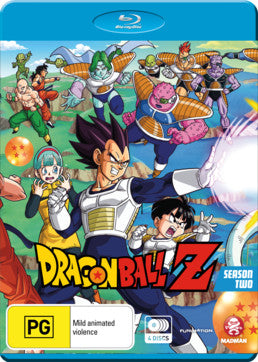 Dragon Ball Z: Season 02 (Episodes 40-74)