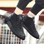Men Fashion Casual British Style Sneakers Shoes