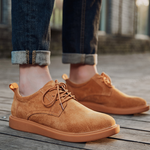 British Style Retro Genuine Leather Shoes