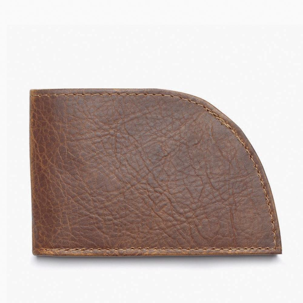 Men's Personality Genuine Leather Wallet