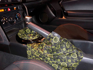 Olive Green Sun shift boot
