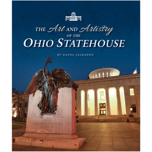 The Art And Artistry of the Ohio Statehouse by Dayna Jalkanen