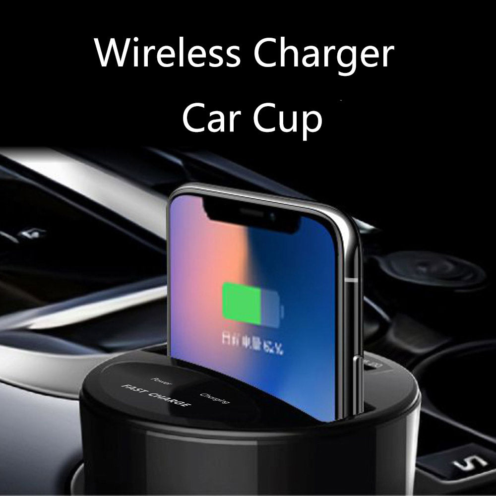 FAST Charging Phone Mount