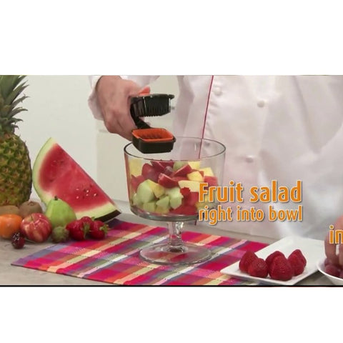 5-in-1 Fruit And Vegetable Dicer