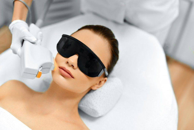 Sides of Face Facial IPL Hair Removal IPL Hair Removal Single