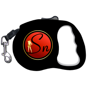 Saucy Nation Retractable Dog Leash